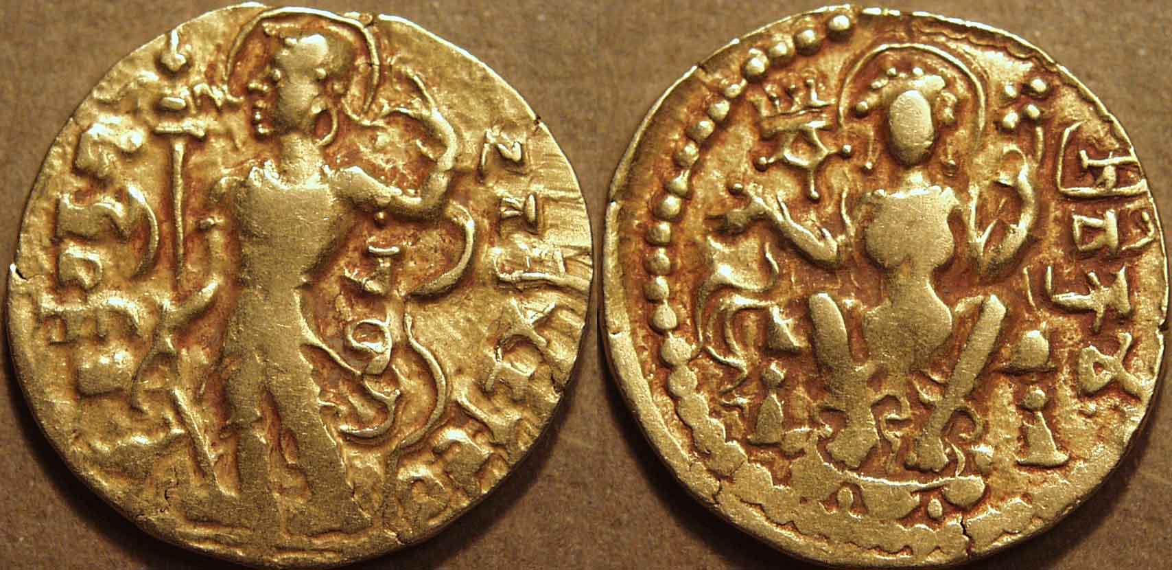 Chandragupta Ii The COININDIA Coin Gal...