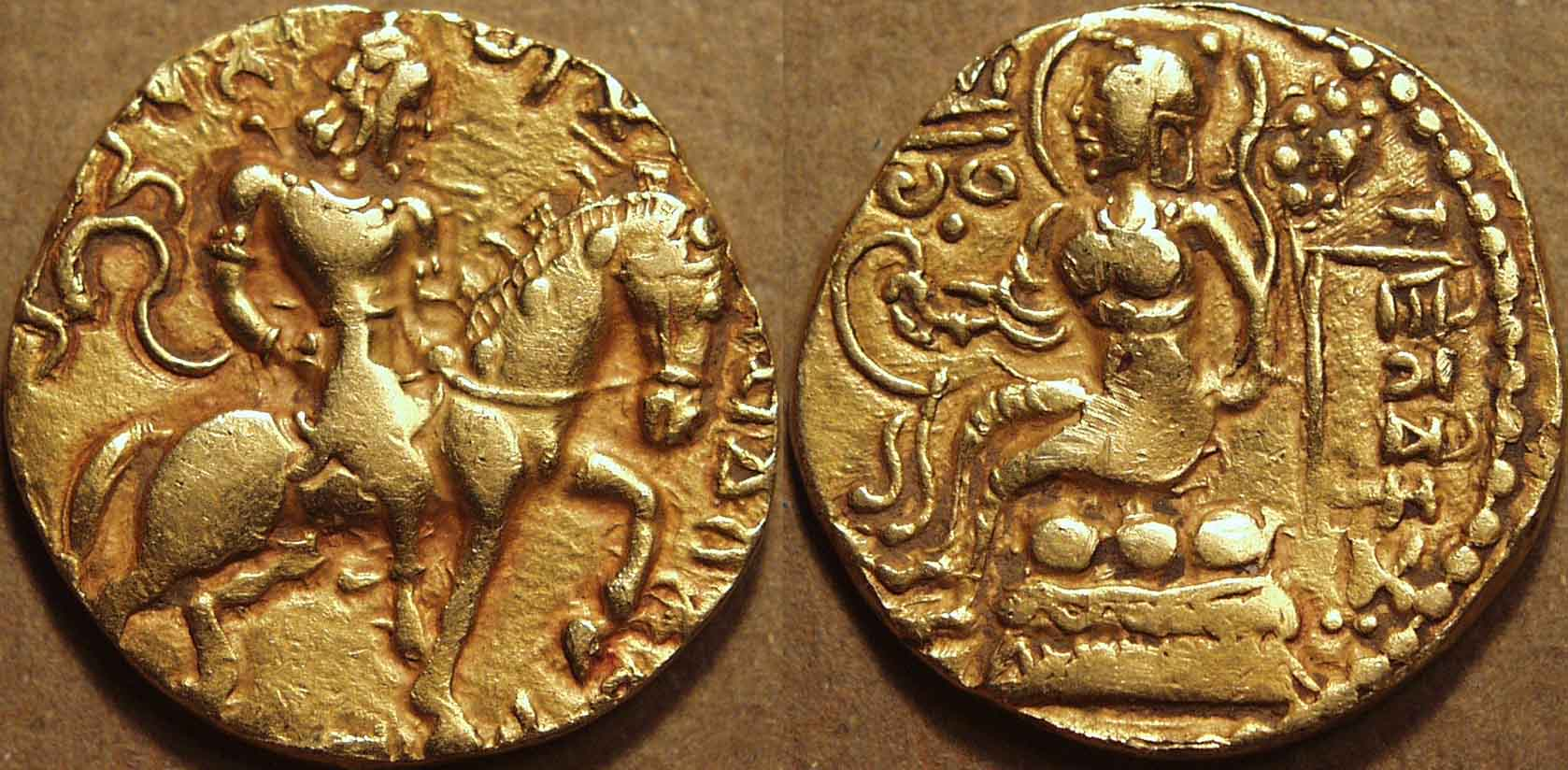 Chandragupta Ii Ofcourse  one can not always