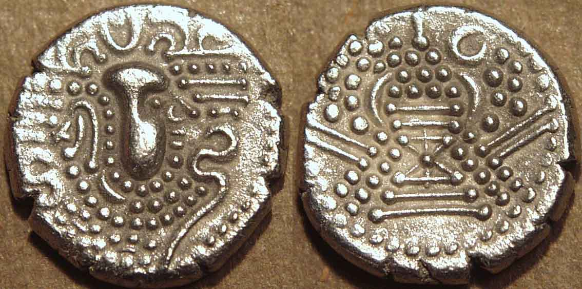 50 Coins In 2500 Years